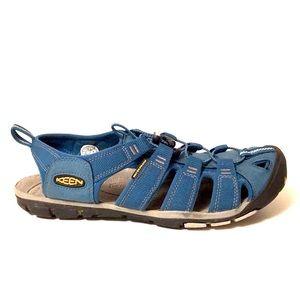 Keen CNX  Waterproof Sandals  10.5 women blue